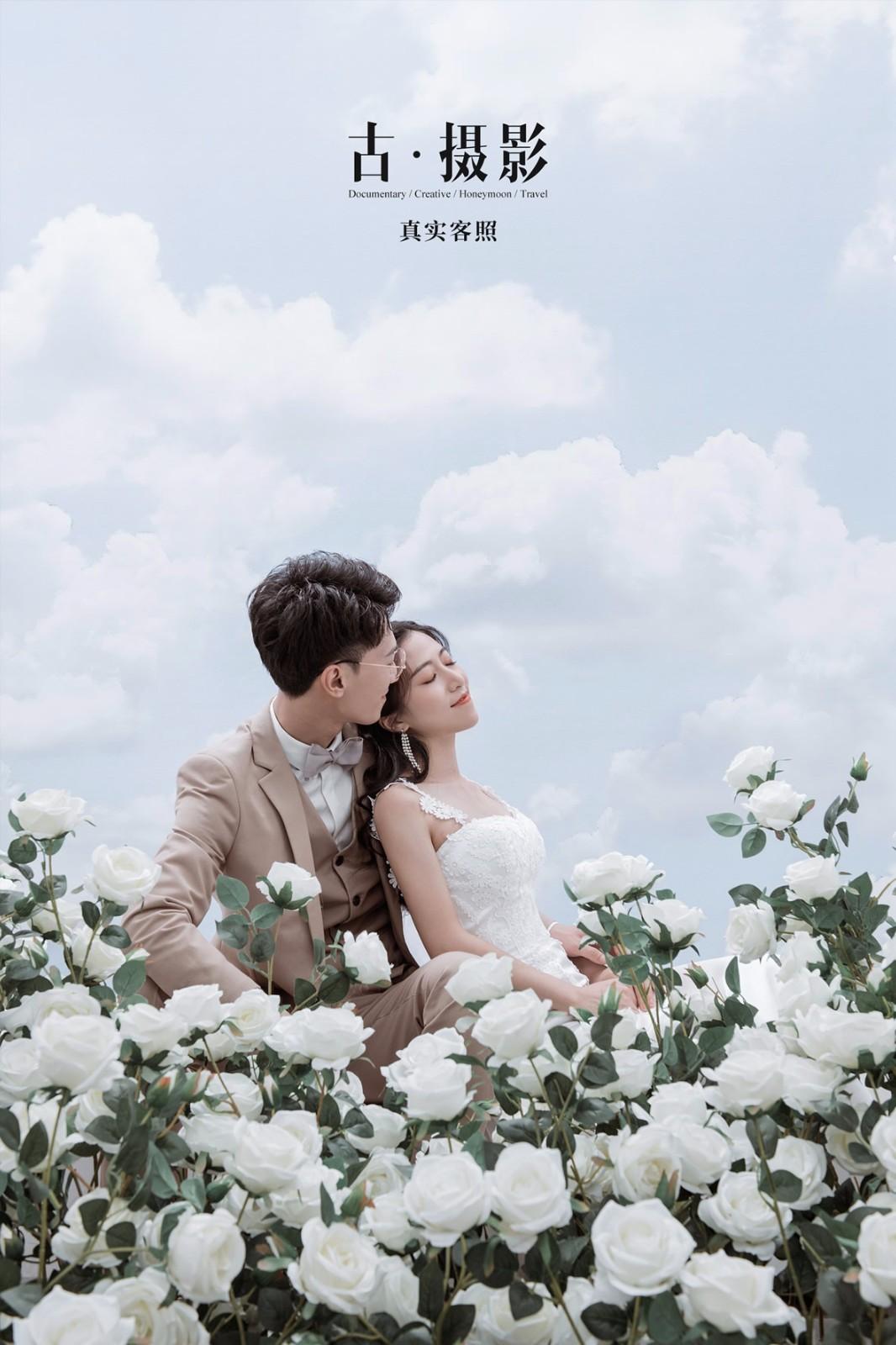 郭先生 叶小姐 - 每日客照 - 广州婚纱摄影-广州古摄影官网