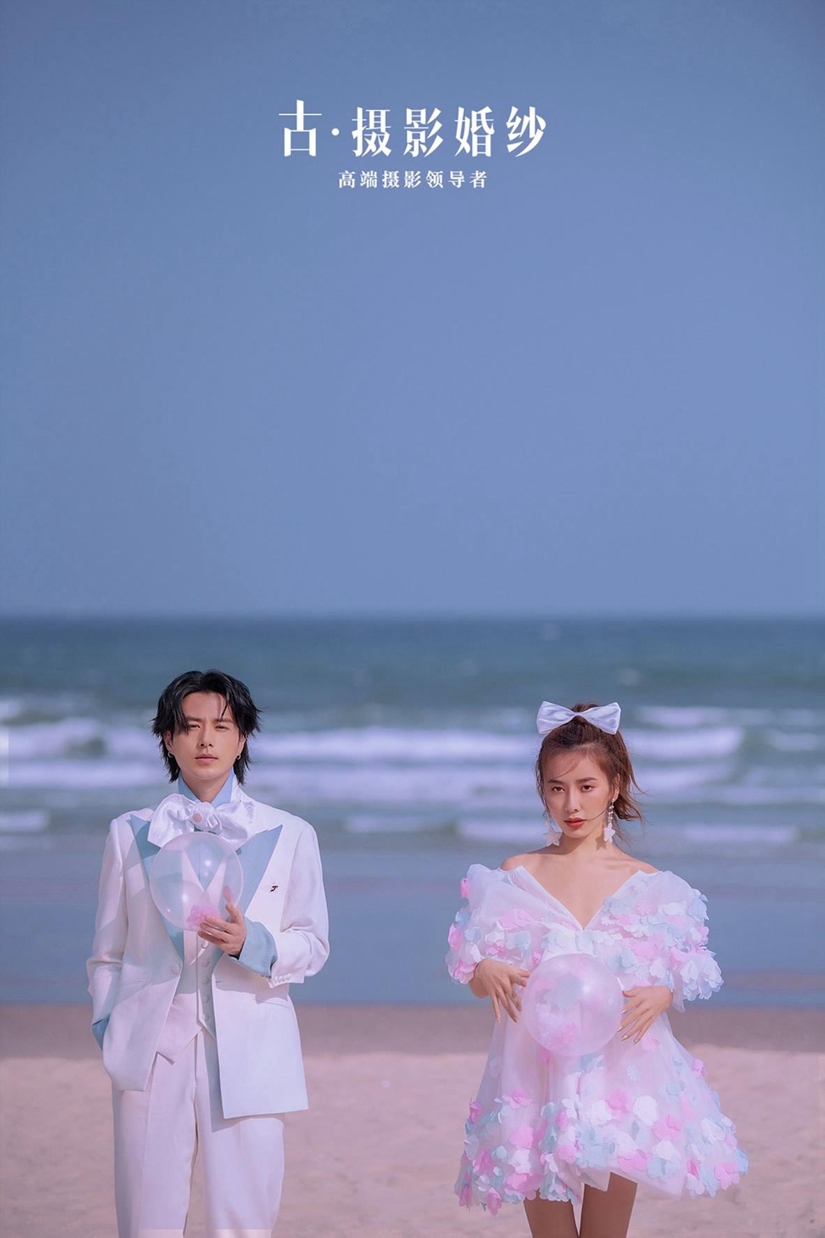 上川岛《樱花海》 - 拍摄地 - 广州婚纱摄影-广州古摄影官网