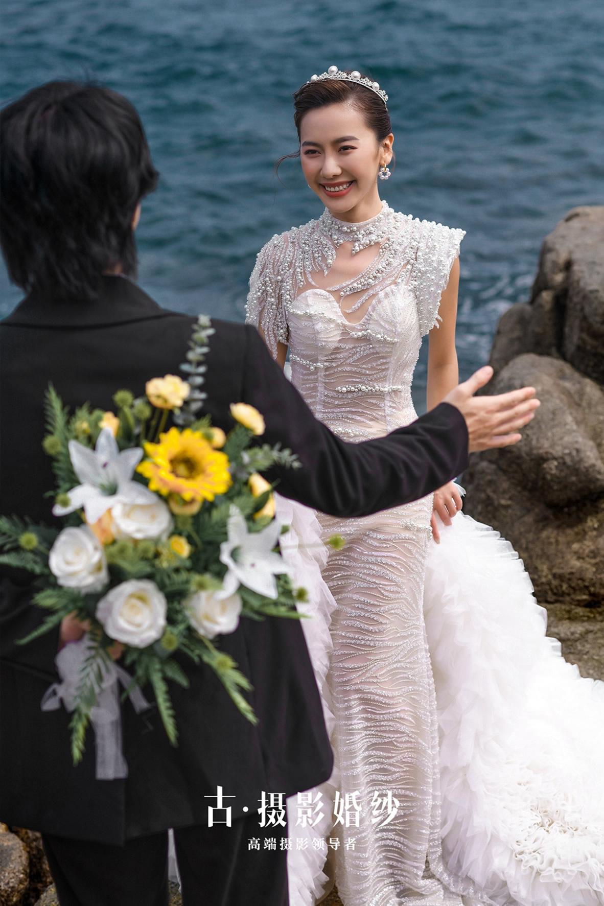 上川岛《指尖繁星》 - 拍摄地 - 广州婚纱摄影-广州古摄影官网
