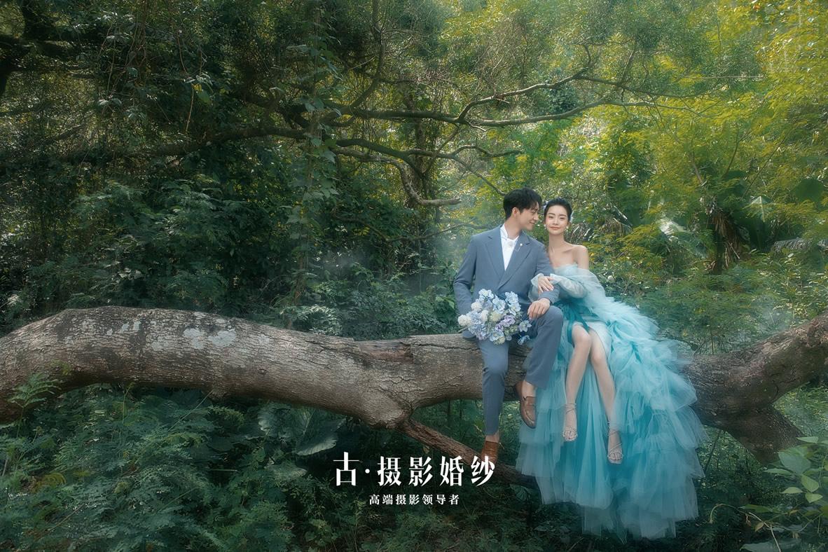 九洲岛《梦幻森林》 - 拍摄地 - 广州婚纱摄影-广州古摄影官网