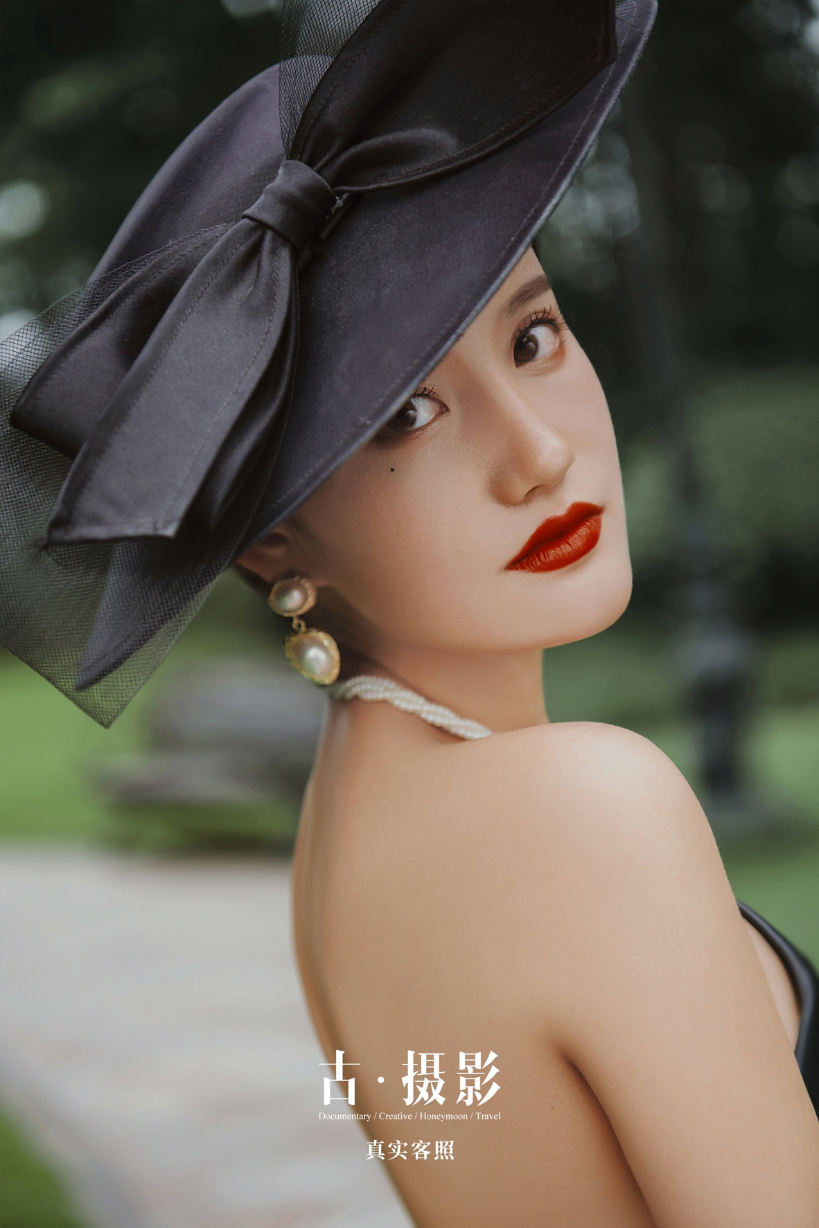 王先生 李小姐 - 每日客照 - 古摄影婚纱艺术-古摄影成都婚纱摄影艺术摄影网