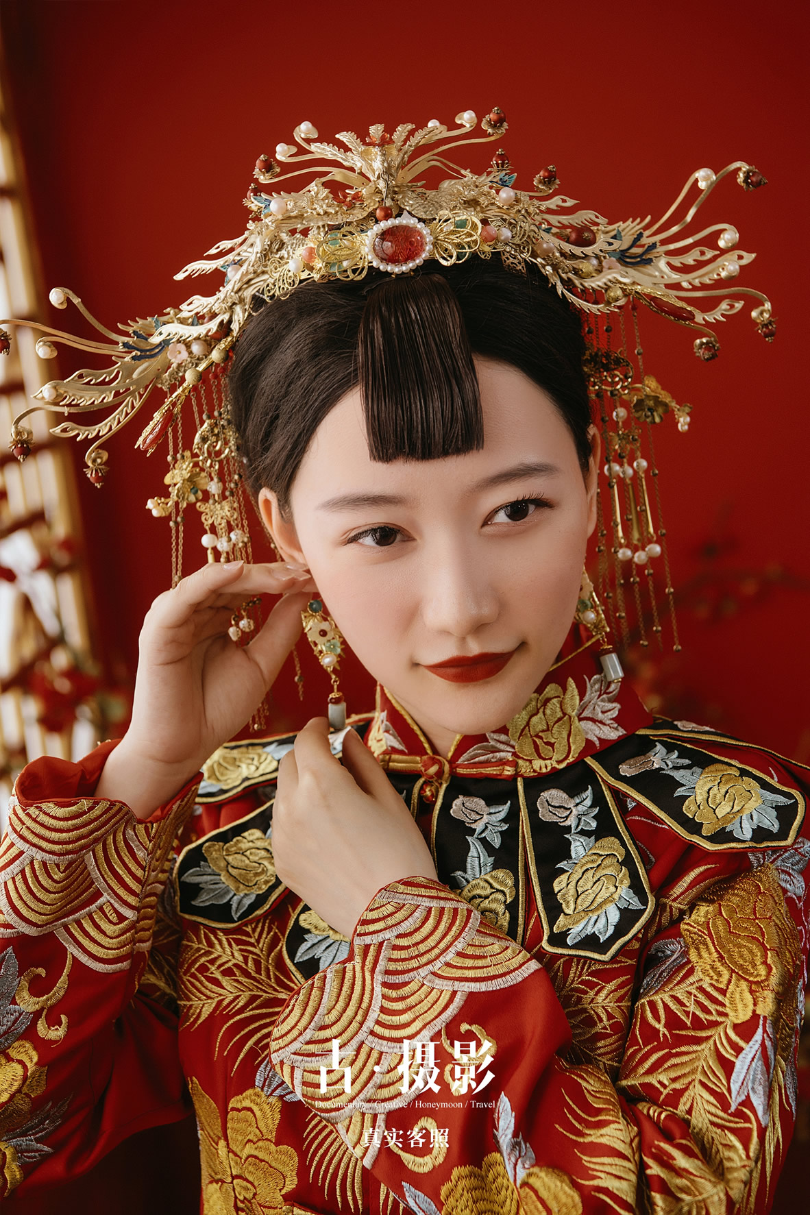 帅先生 荣小姐 - 每日客照 - 古摄影婚纱艺术-古摄影成都婚纱摄影艺术摄影网