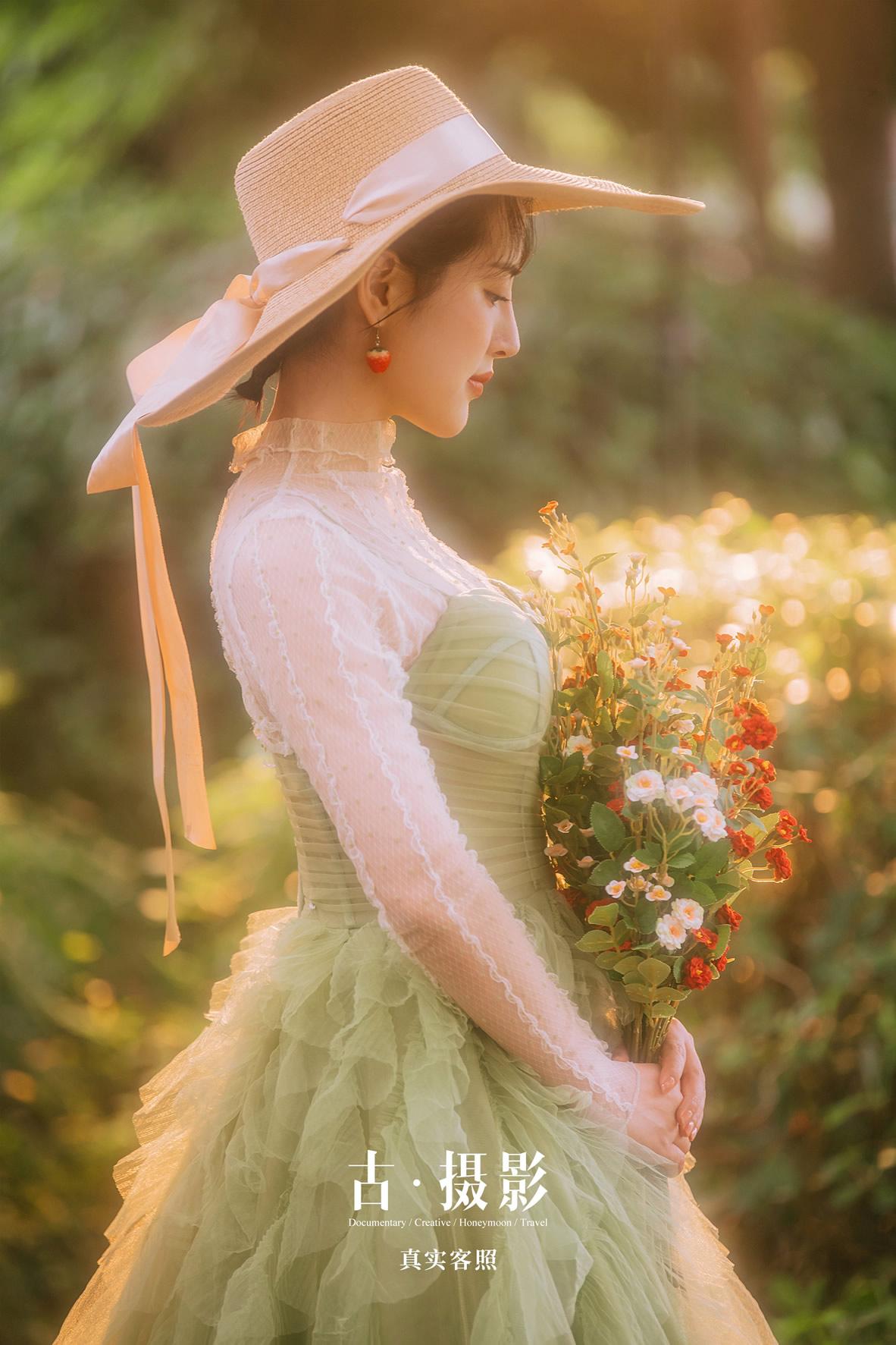 夏天夫妇 - 每日客照 - 古摄影婚纱艺术-古摄影成都婚纱摄影艺术摄影网
