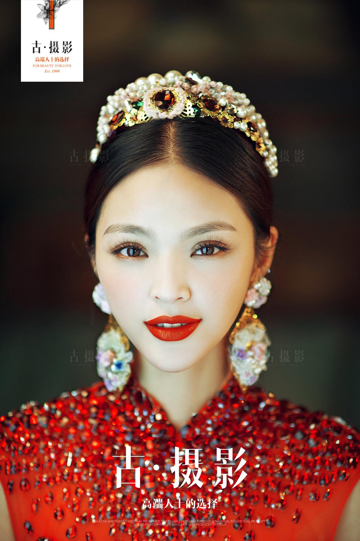 情迷红磨坊 - 明星范 - 广州婚纱摄影-广州古摄影官网