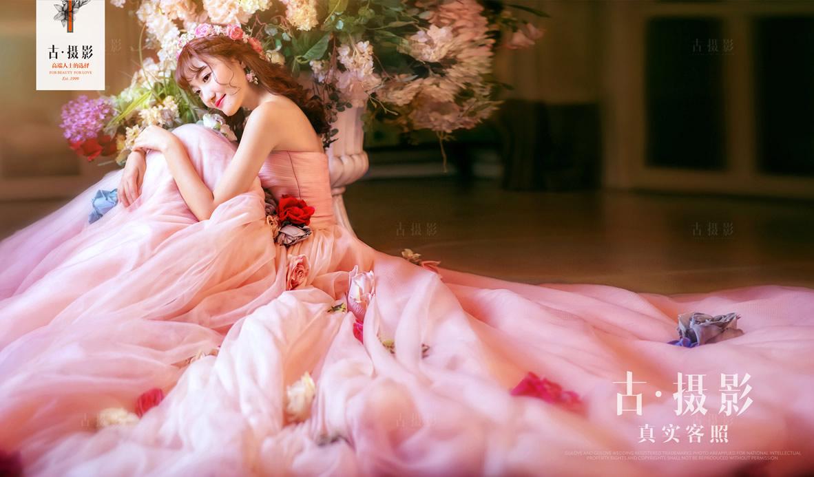 2月15日客片陈先生 黎小姐 - 每日客照 - 广州婚纱摄影-广州古摄影官网