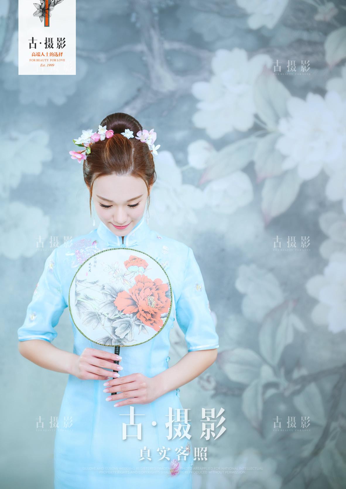2月16日客片何先生 黎小姐 - 每日客照 - 广州婚纱摄影-广州古摄影官网