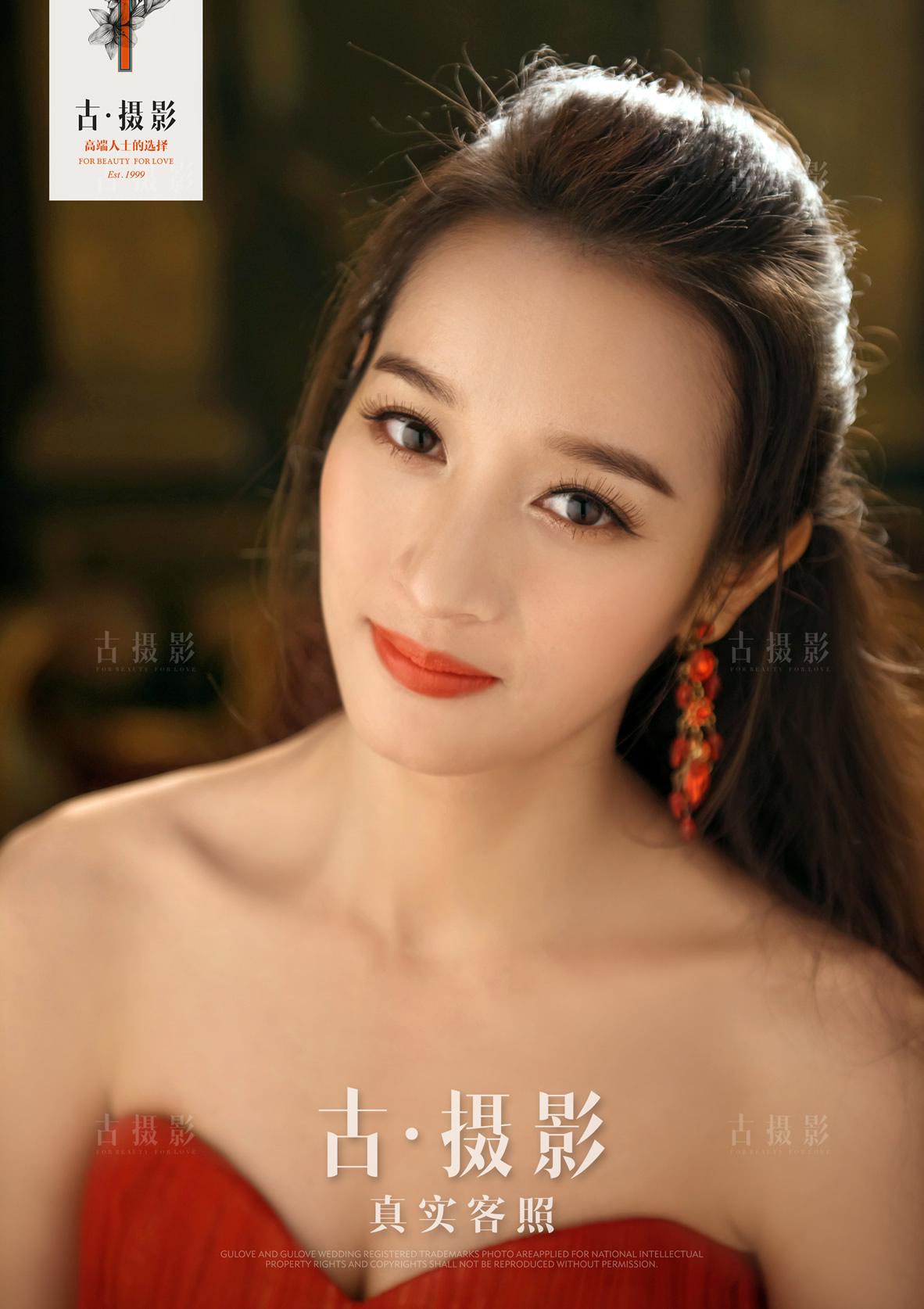 2月11日客片邓先生 陈小姐 - 每日客照 - 广州婚纱摄影-广州古摄影官网