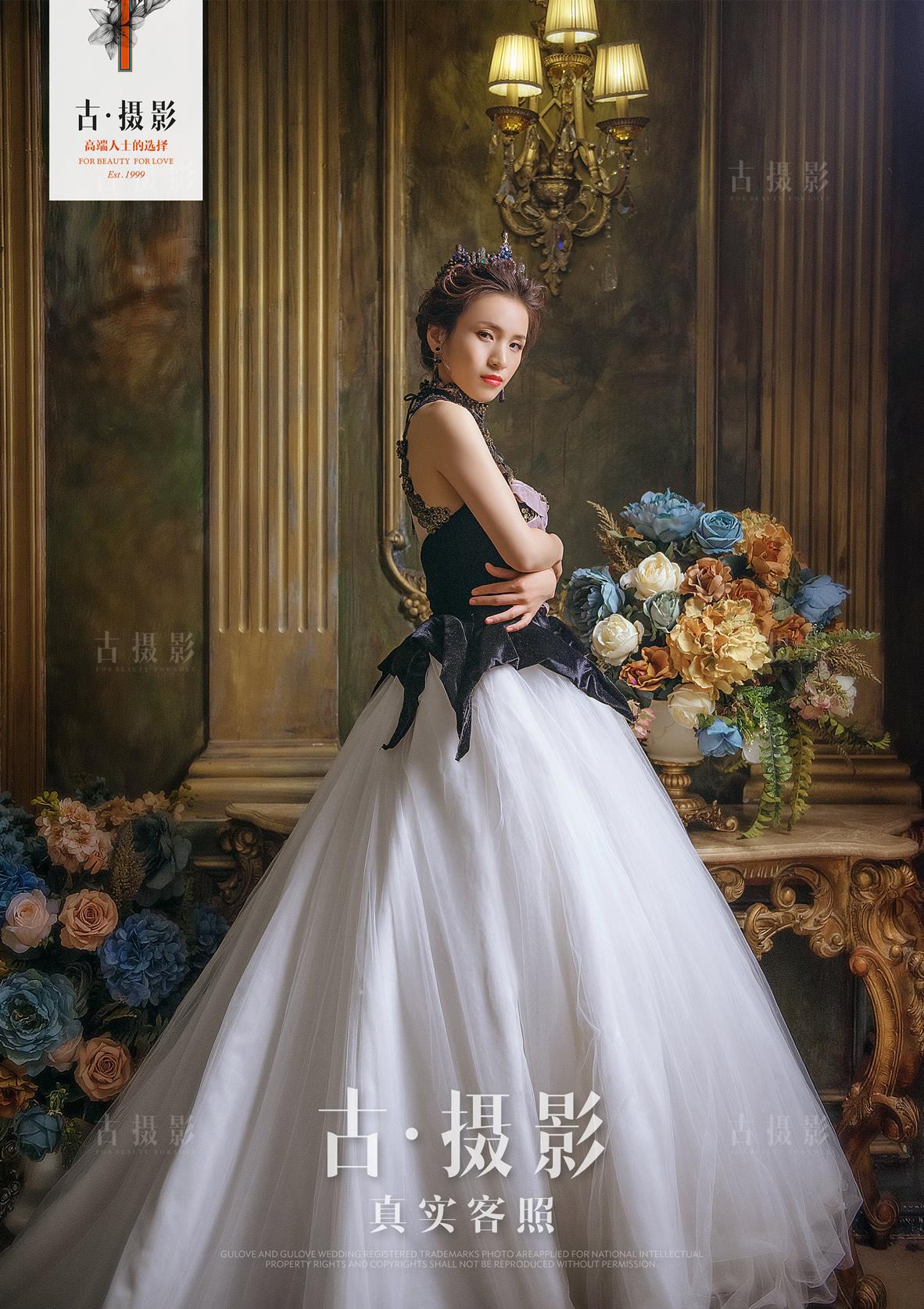4月20日客片王先生 游小姐 - 每日客照 - 广州婚纱摄影-广州古摄影官网
