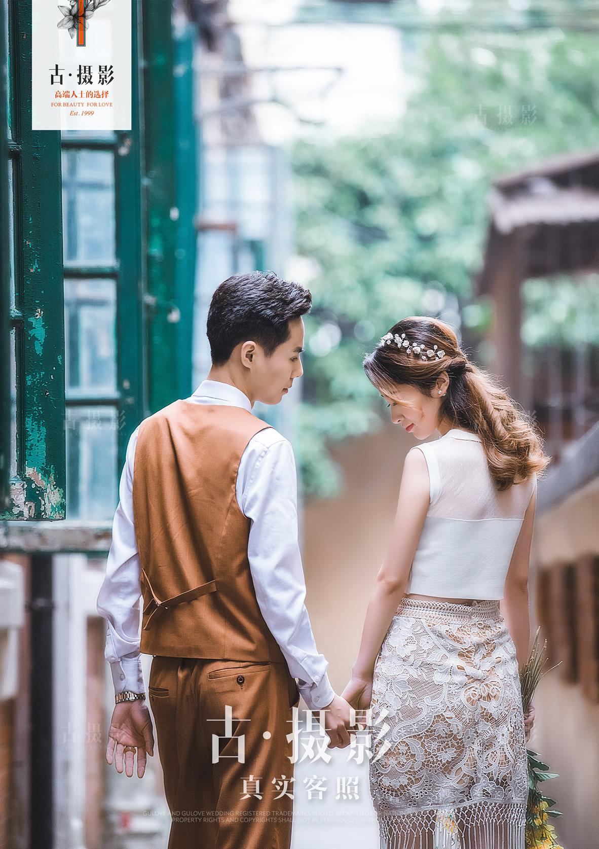 5月17日客片张先生 龙小姐 - 每日客照 - 广州婚纱摄影-广州古摄影官网