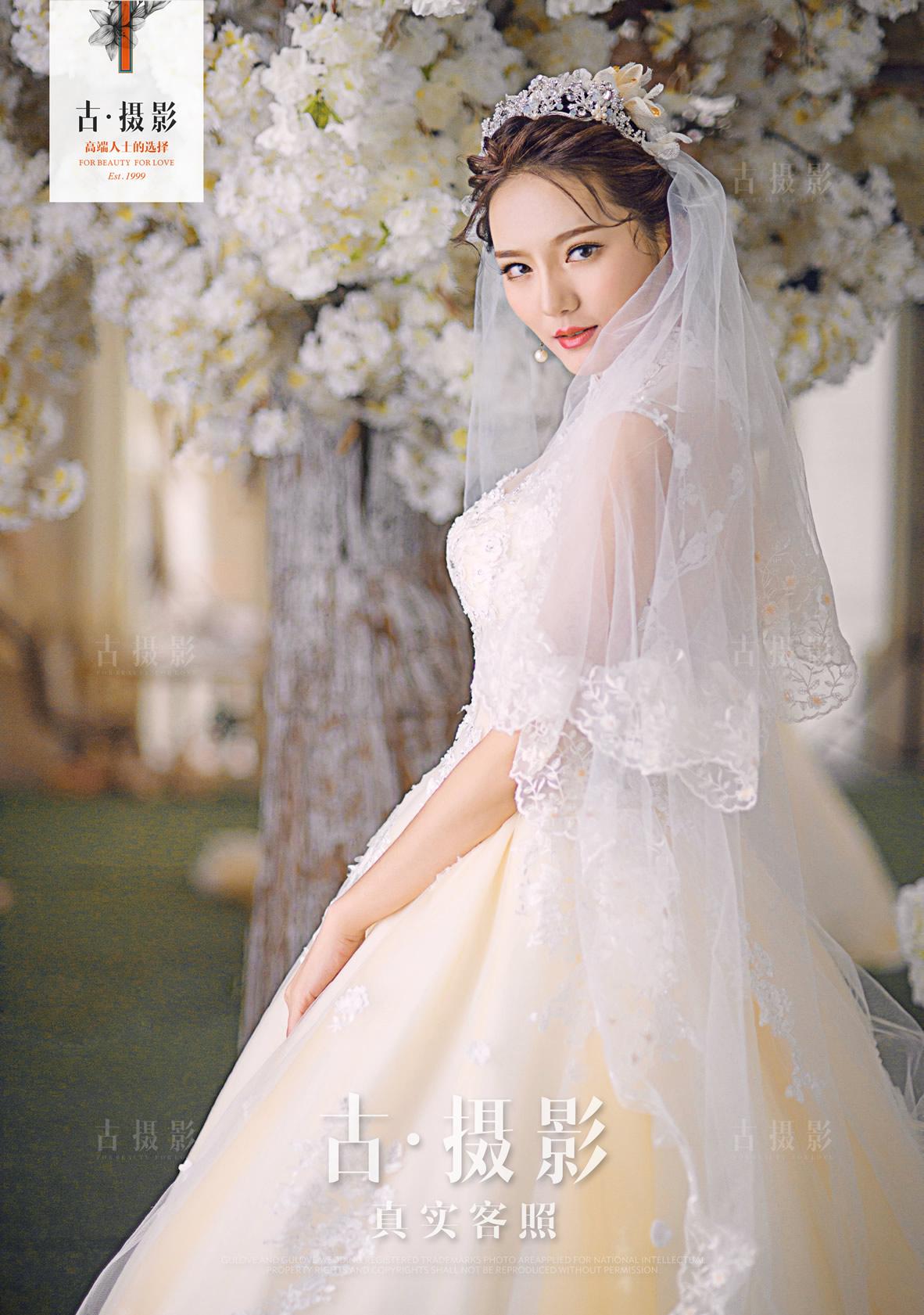 5月16日客片鲍先生 任小姐 - 每日客照 - 广州婚纱摄影-广州古摄影官网