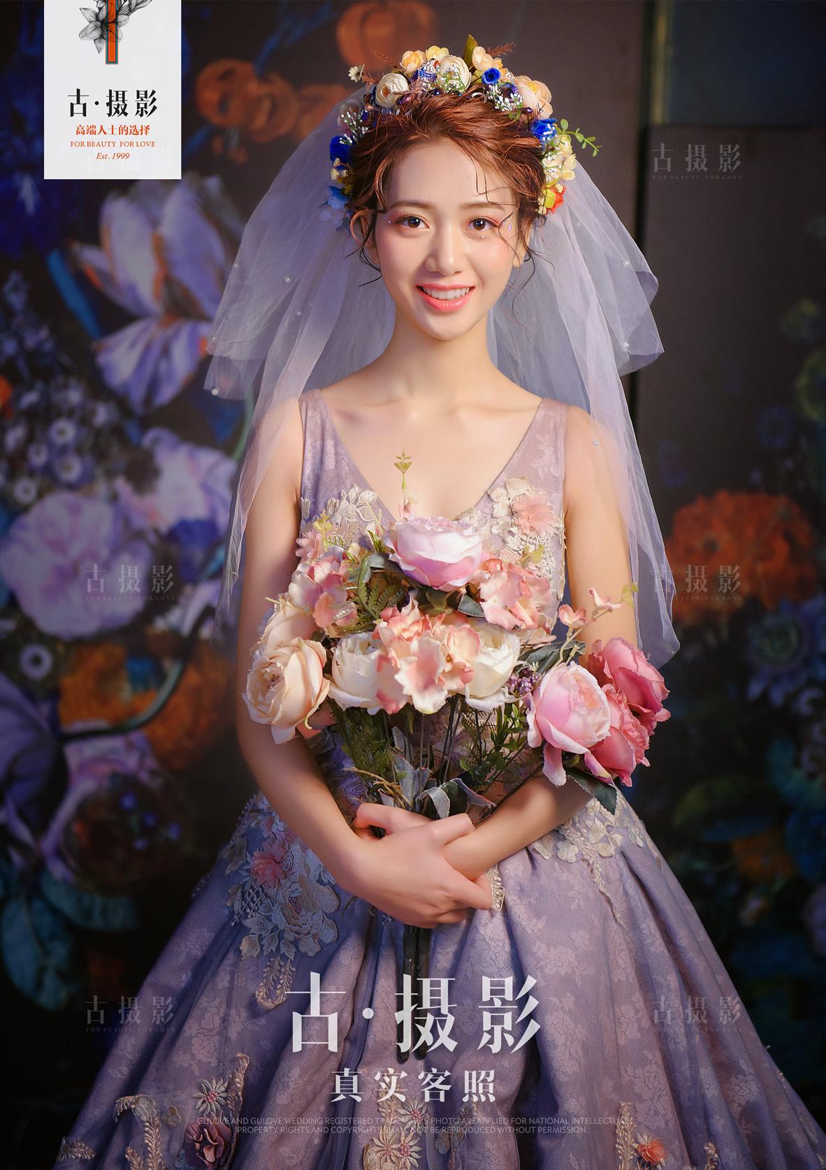 5月14日客片李先生 梁小姐 - 每日客照 - 广州婚纱摄影-广州古摄影官网
