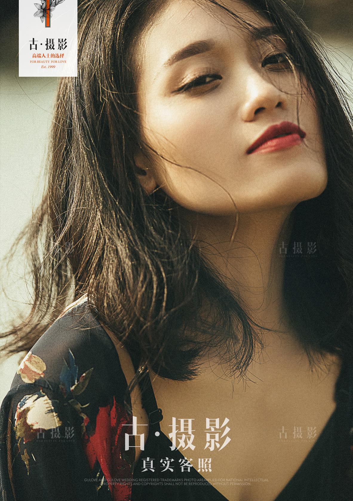 5月19日客片王先生 谭小姐 - 每日客照 - 广州婚纱摄影-广州古摄影官网