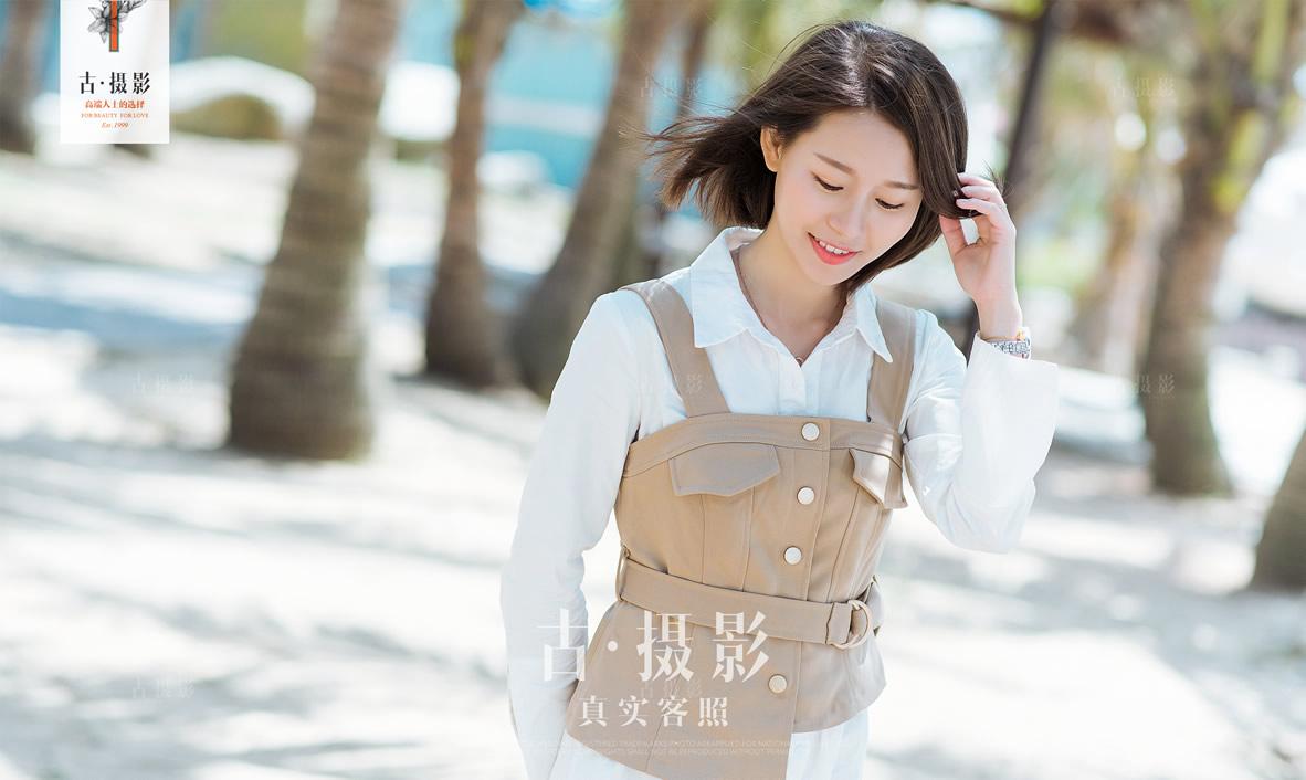 5月22日客片姚先生 肖小姐 - 每日客照 - 广州婚纱摄影-广州古摄影官网