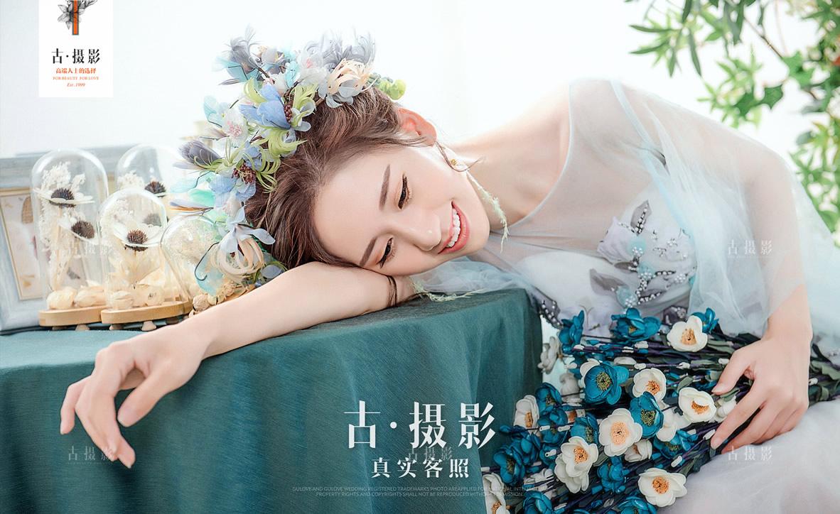 5月8日客片张先生 林小姐 - 每日客照 - 广州婚纱摄影-广州古摄影官网