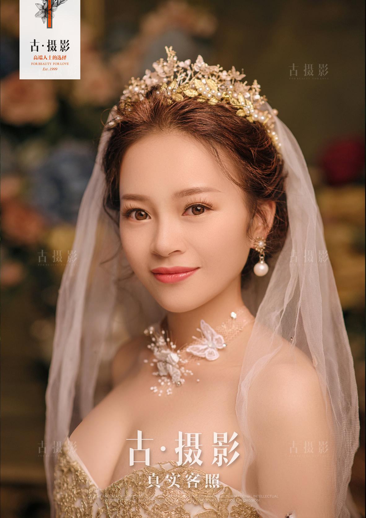 5月20日客片黄先生 杨小姐 - 每日客照 - 广州婚纱摄影-广州古摄影官网