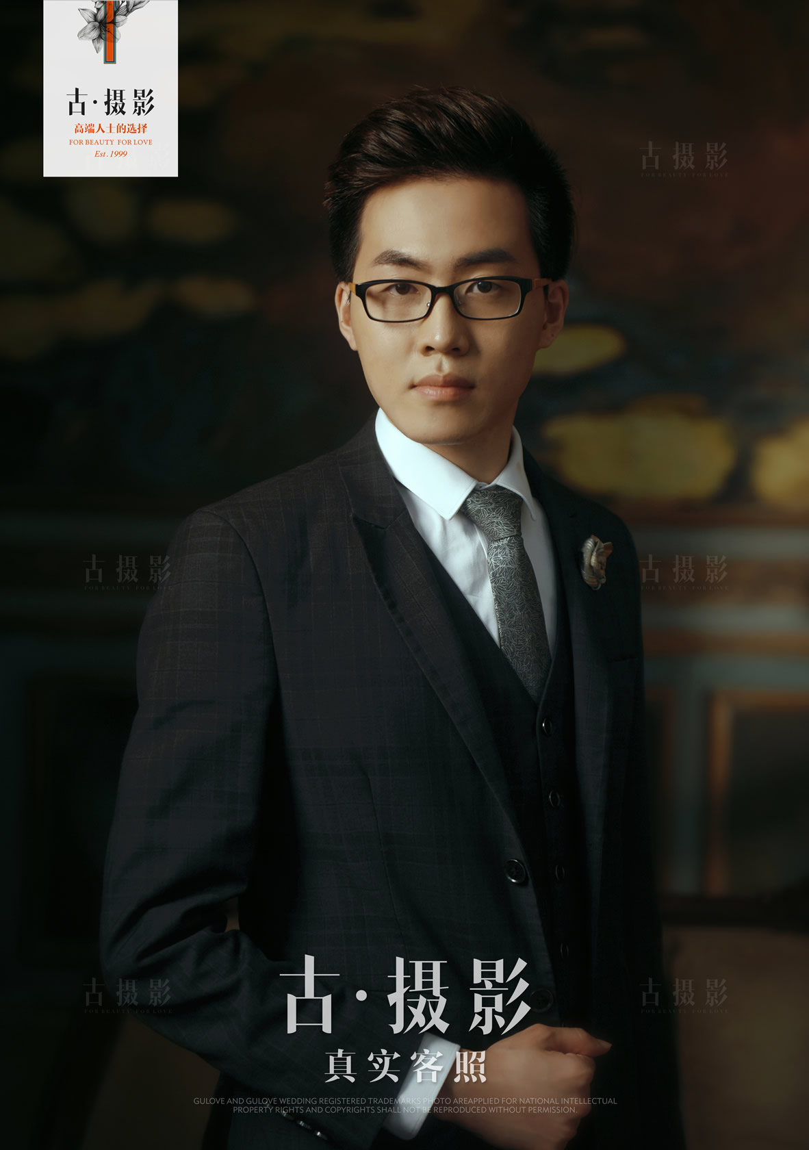 6月8日客片陈先生 何小姐 - 每日客照 - 广州婚纱摄影-广州古摄影官网
