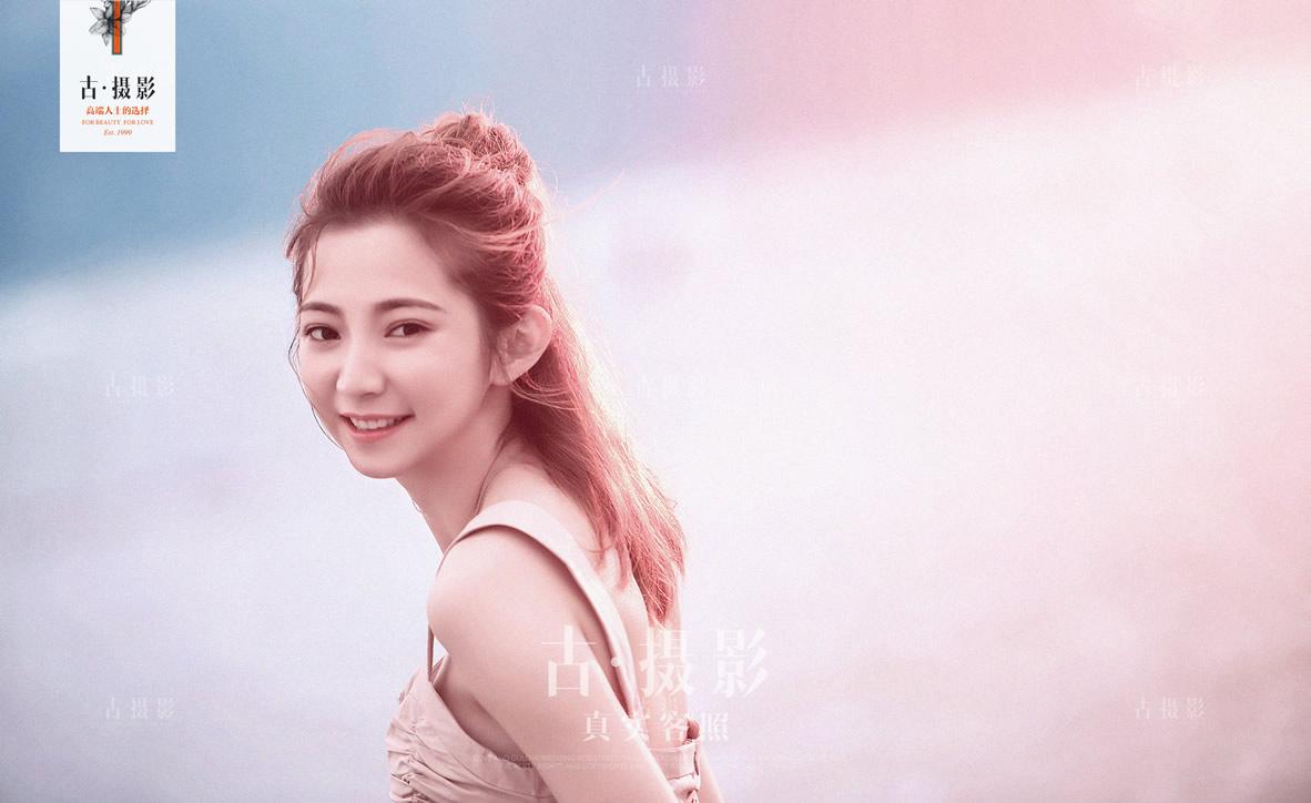 6月14日客片黄先生 邱小姐 - 每日客照 - 广州婚纱摄影-广州古摄影官网