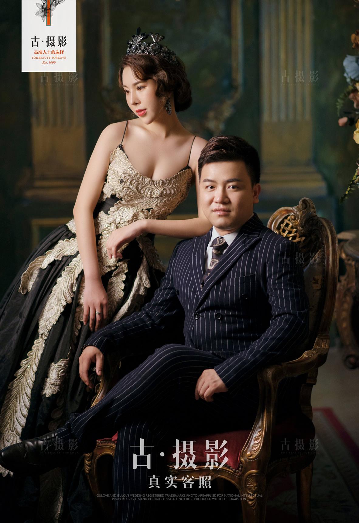 7月29日客片林先生 何小姐4 - 每日客照 - 广州婚纱摄影-广州古摄影官网