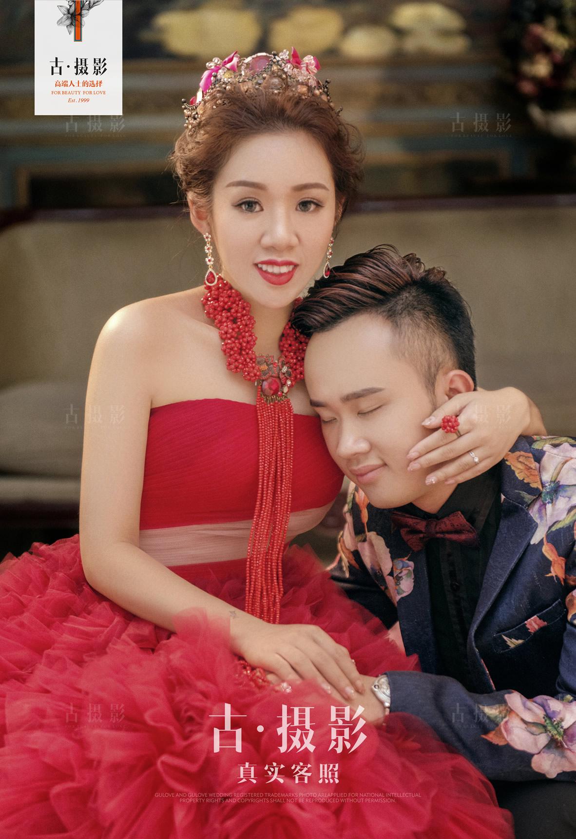 7月30日客片欧阳先生 何小姐 - 每日客照 - 广州婚纱摄影-广州古摄影官网