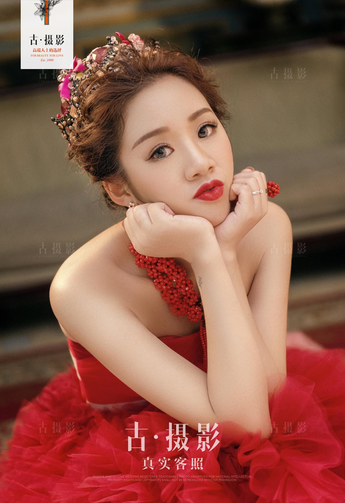 8月12日客片欧阳先生 何小姐 - 每日客照 - 广州婚纱摄影-广州古摄影官网
