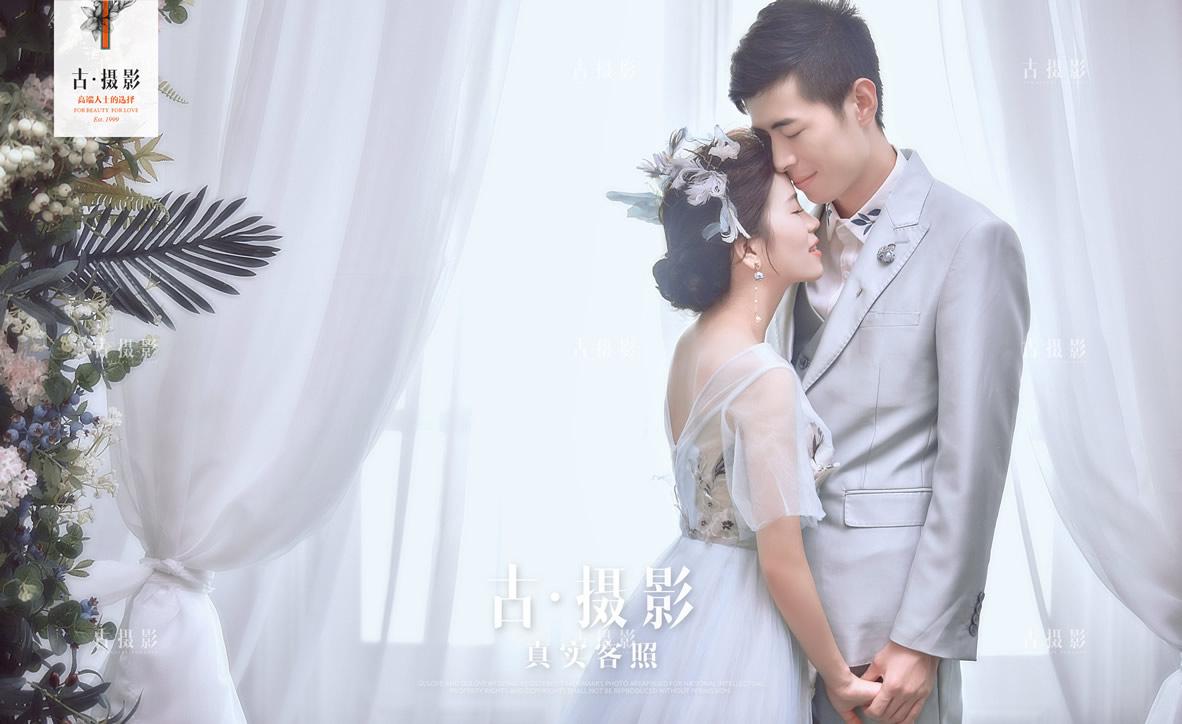 7月31日客片谢先生 李小姐 - 每日客照 - 广州婚纱摄影-广州古摄影官网