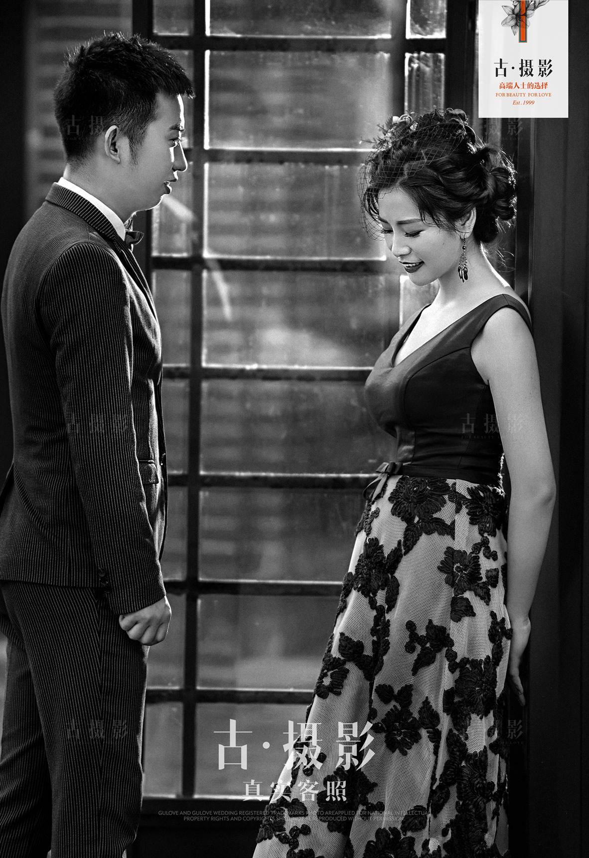 8月3日客片李先生 邱小姐 - 每日客照 - 广州婚纱摄影-广州古摄影官网