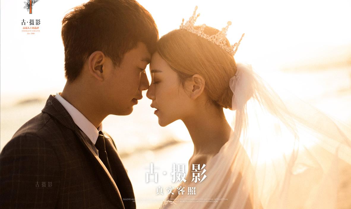 8月14日客片王先生 辜小姐 - 每日客照 - 广州婚纱摄影-广州古摄影官网