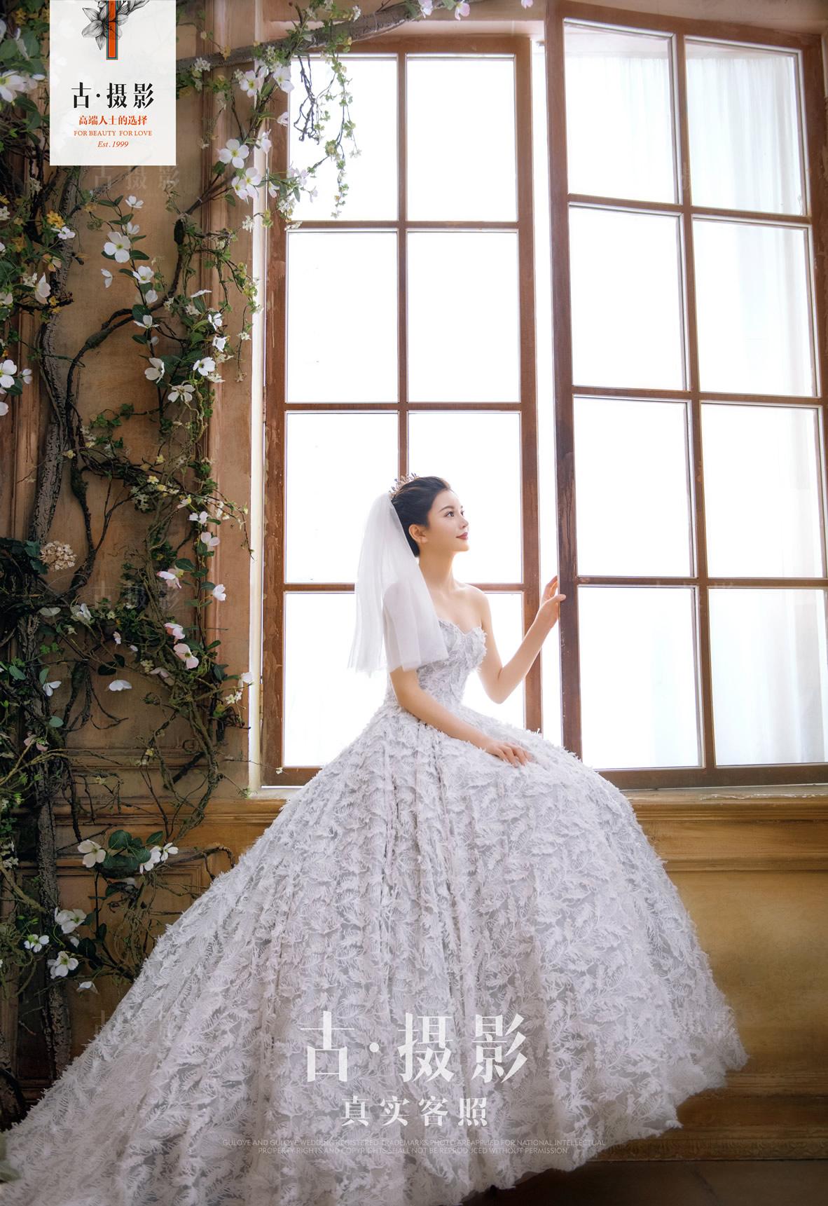 11月7日客片黄先生 杨小姐 - 每日客照 - 广州婚纱摄影-广州古摄影官网