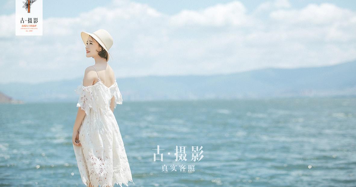 9月19日客片祝先生 简小姐 - 每日客照 - 广州婚纱摄影-广州古摄影官网