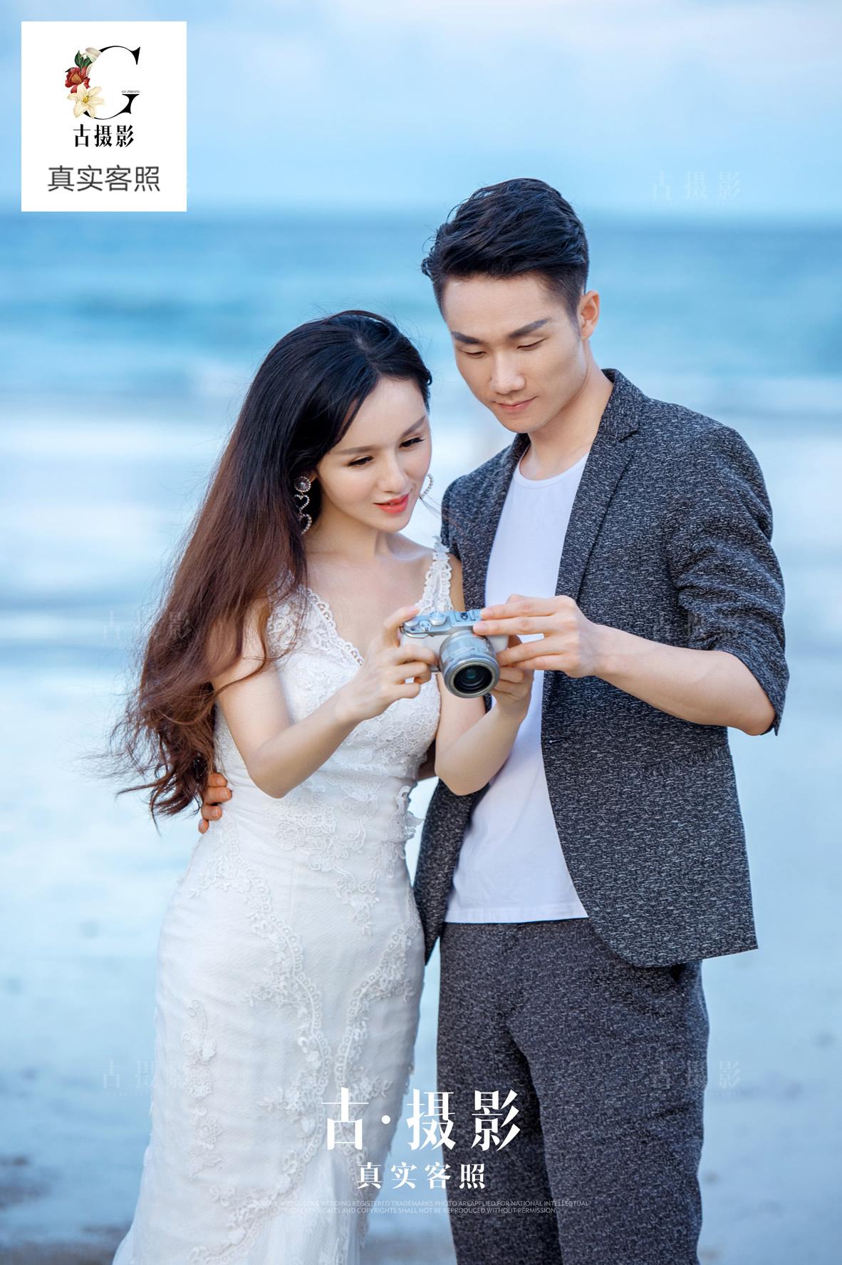 9月8日客片严先生 蓝小姐 - 每日客照 - 广州婚纱摄影-广州古摄影官网
