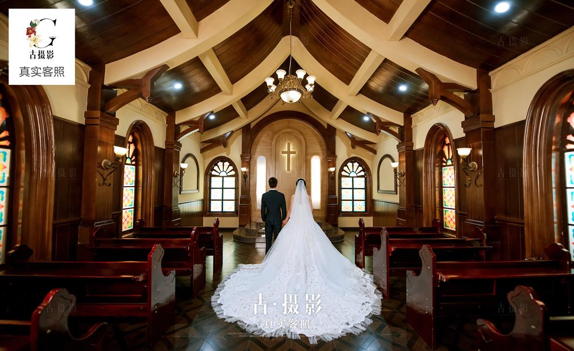9月17日何小姐夫妇 - 每日客照 - 广州婚纱摄影-广州古摄影官网