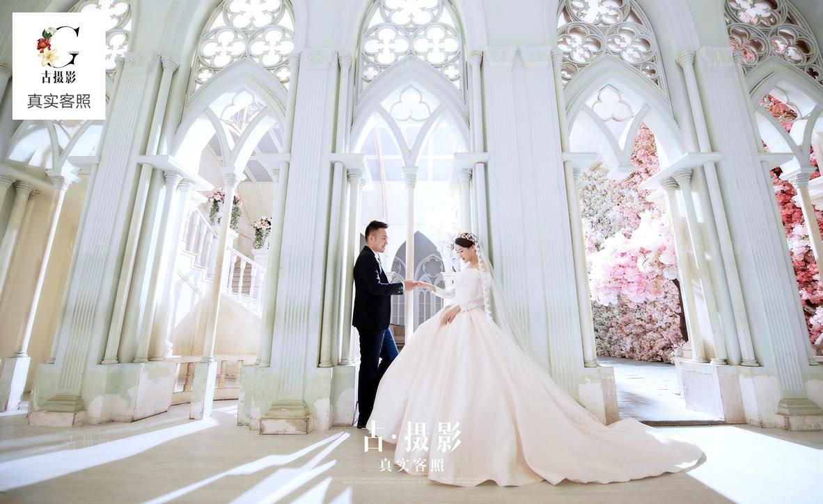 10月6日客片曾先生 辛小姐 - 每日客照 - 广州婚纱摄影-广州古摄影官网