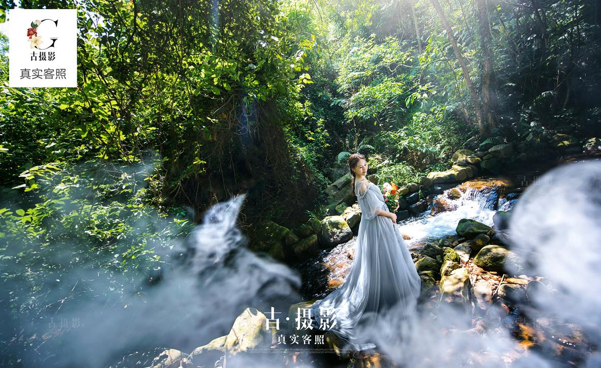 10月14日客片蓝先生 骆小姐 - 每日客照 - 广州婚纱摄影-广州古摄影官网