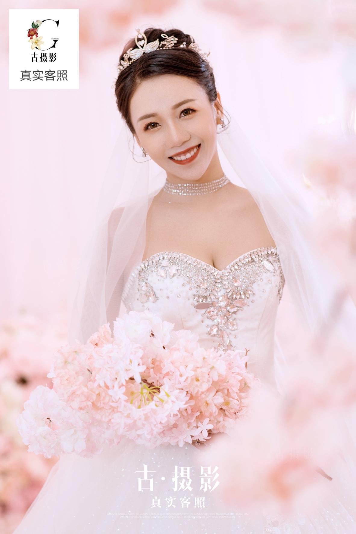 10月19日客片李先生 谭小姐 - 每日客照 - 广州婚纱摄影-广州古摄影官网