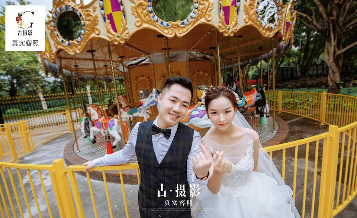 11月24日客片陈先生 柯小姐 - 每日客照 - 广州婚纱摄影-广州古摄影官网