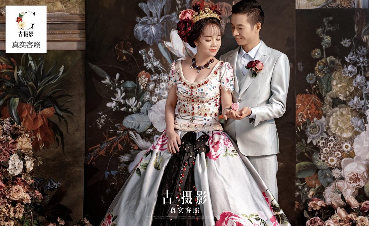 10月26日客片唐先生 梁小姐 - 每日客照 - 广州婚纱摄影-广州古摄影官网