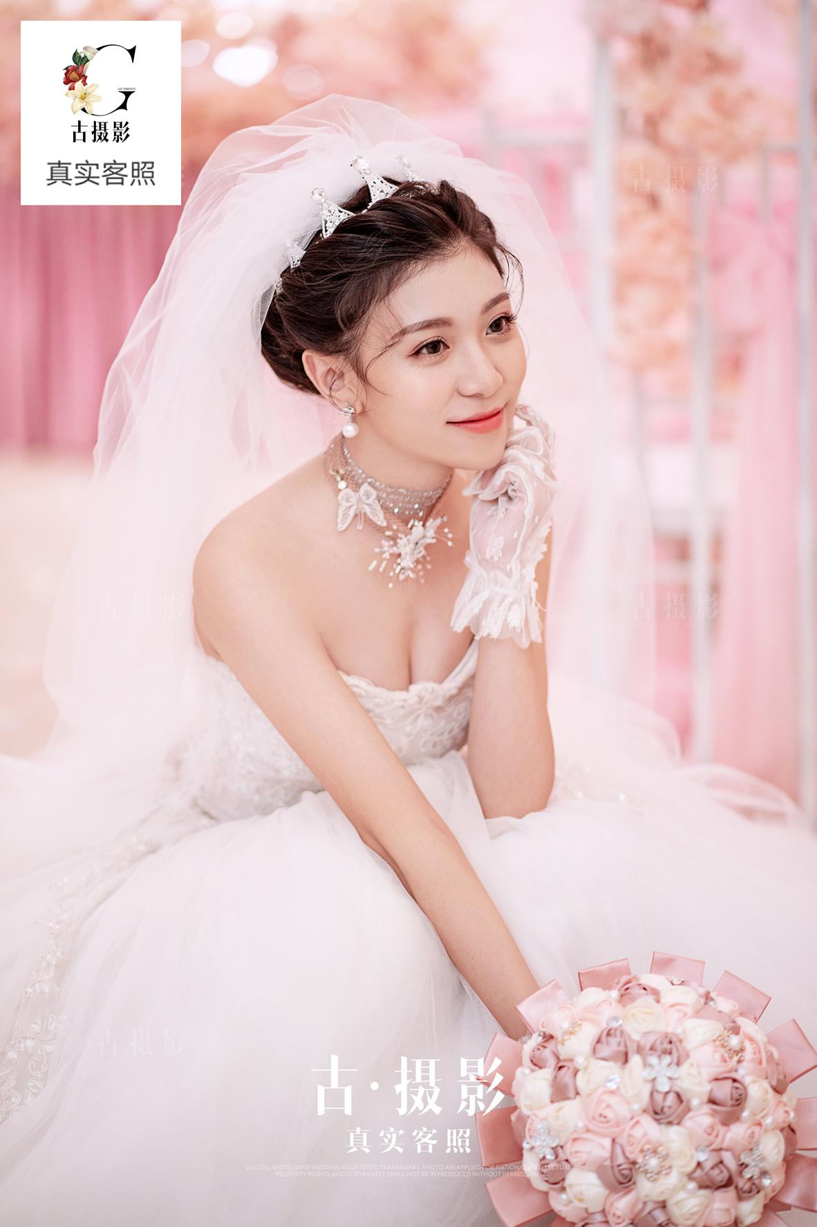 11月8日客片戴先生 屈小姐 - 每日客照 - 广州婚纱摄影-广州古摄影官网