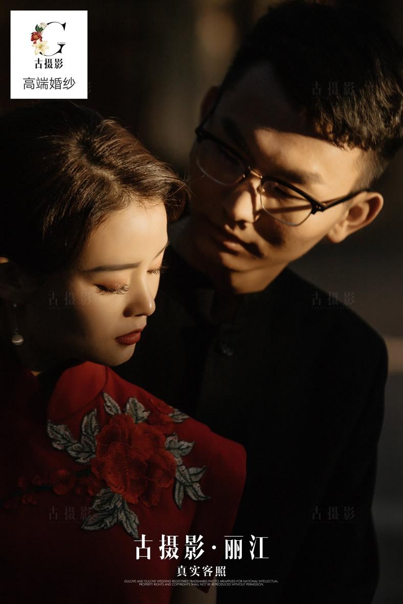 12月31日客片黄先生 邱小姐 - 每日客照 - 广州婚纱摄影-广州古摄影官网