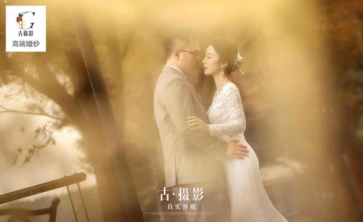 4月8日客片陈先生 王小姐 - 每日客照 - 广州婚纱摄影-广州古摄影官网