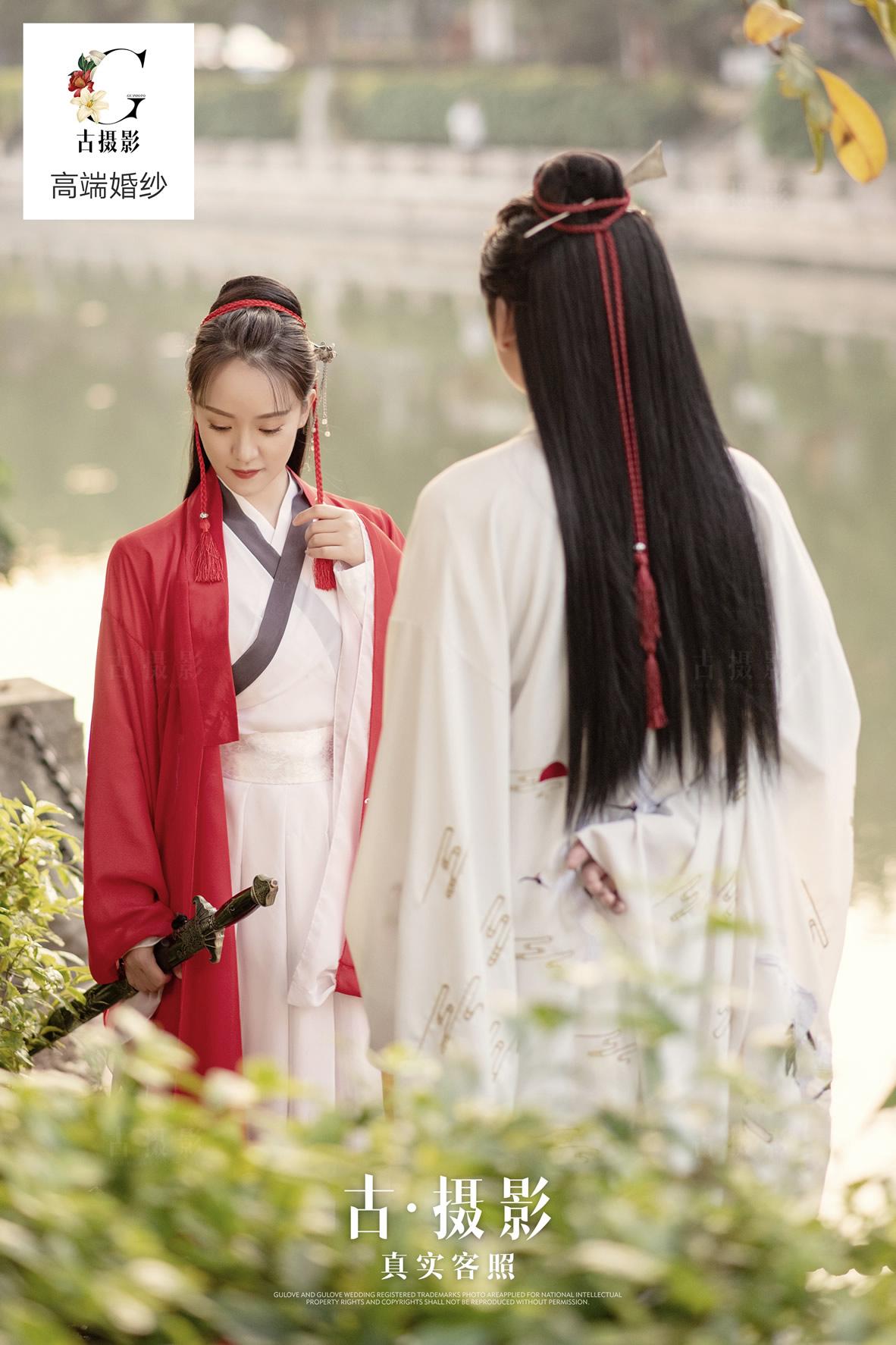 3月6日客片吴先生 伍小姐 - 每日客照 - 广州婚纱摄影-广州古摄影官网