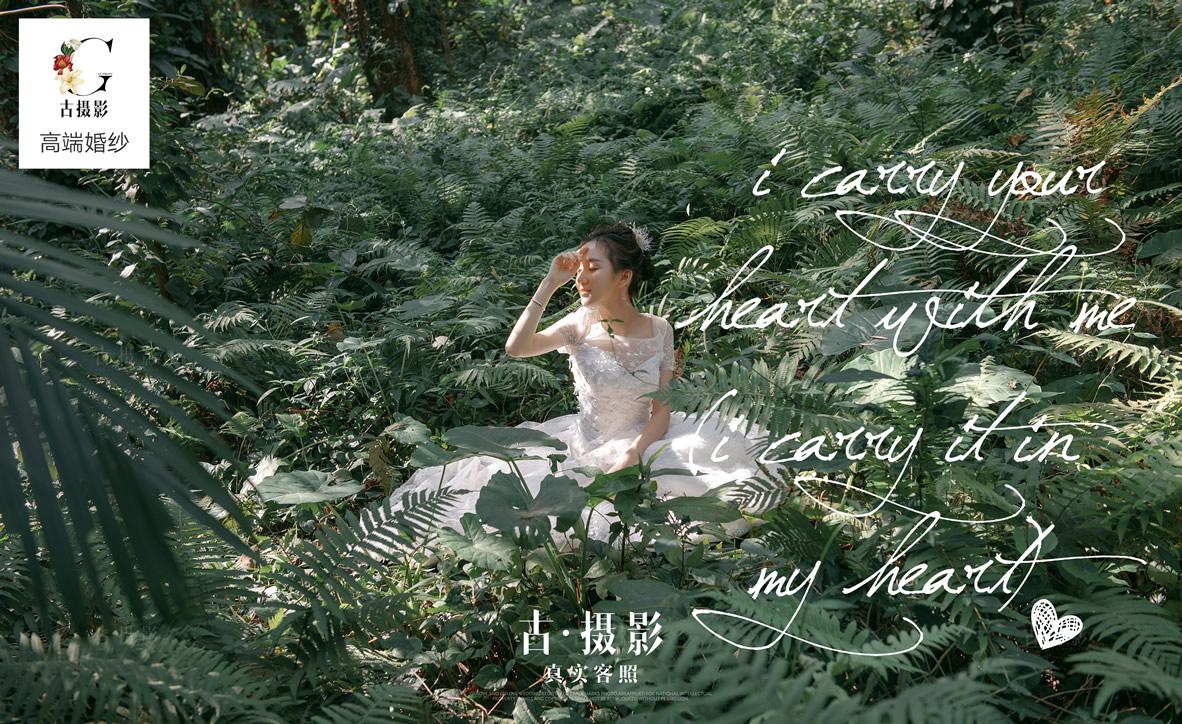 12月25日客片何先生 黄小姐 - 每日客照 - 广州婚纱摄影-广州古摄影官网