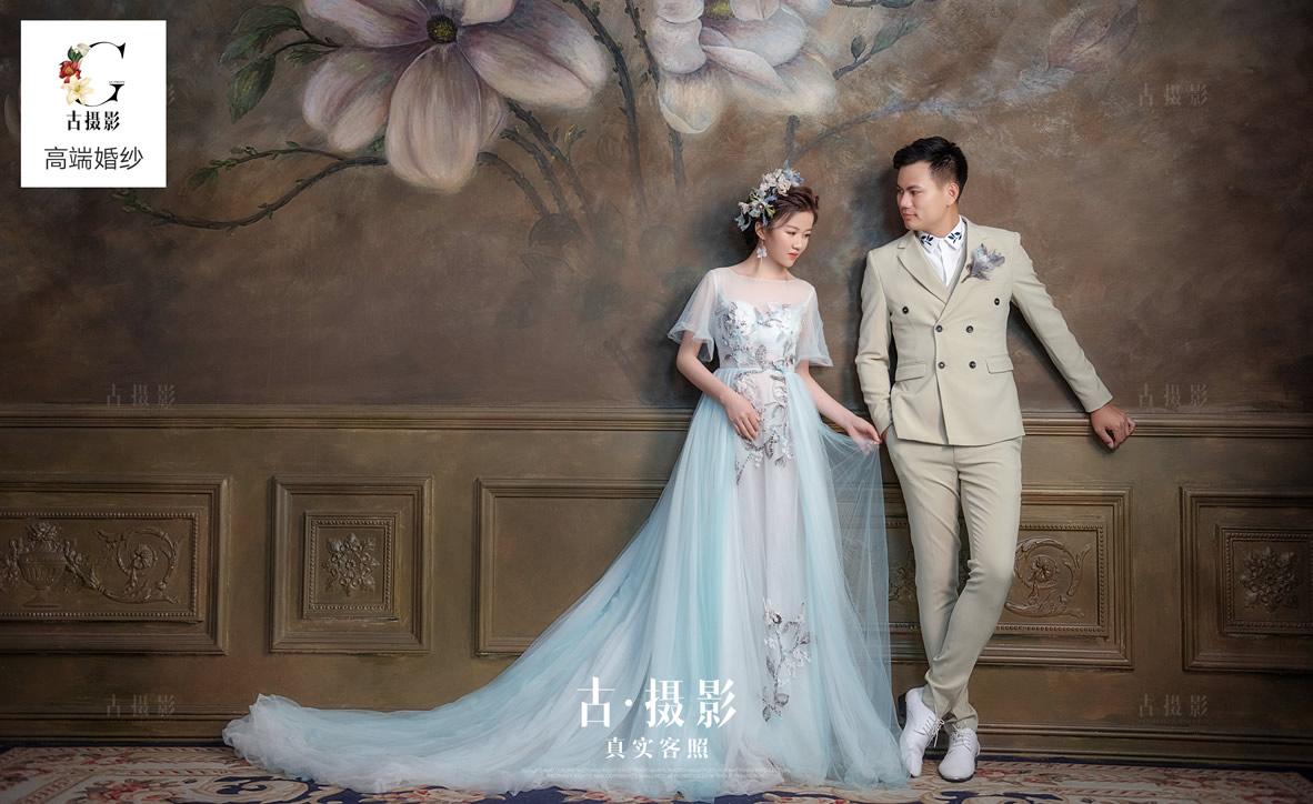 1月16日客片梁先生 徐小姐 - 每日客照 - 广州婚纱摄影-广州古摄影官网