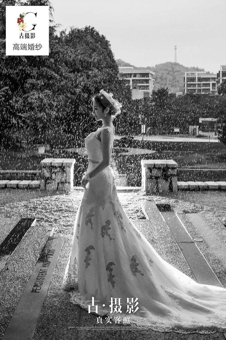 1月18日客片刘先生 陆小姐 - 每日客照 - 广州婚纱摄影-广州古摄影官网