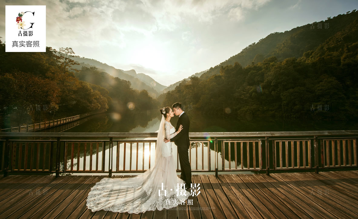 王子山 - 广州婚纱景点客照 - 广州婚纱摄影-广州古摄影官网