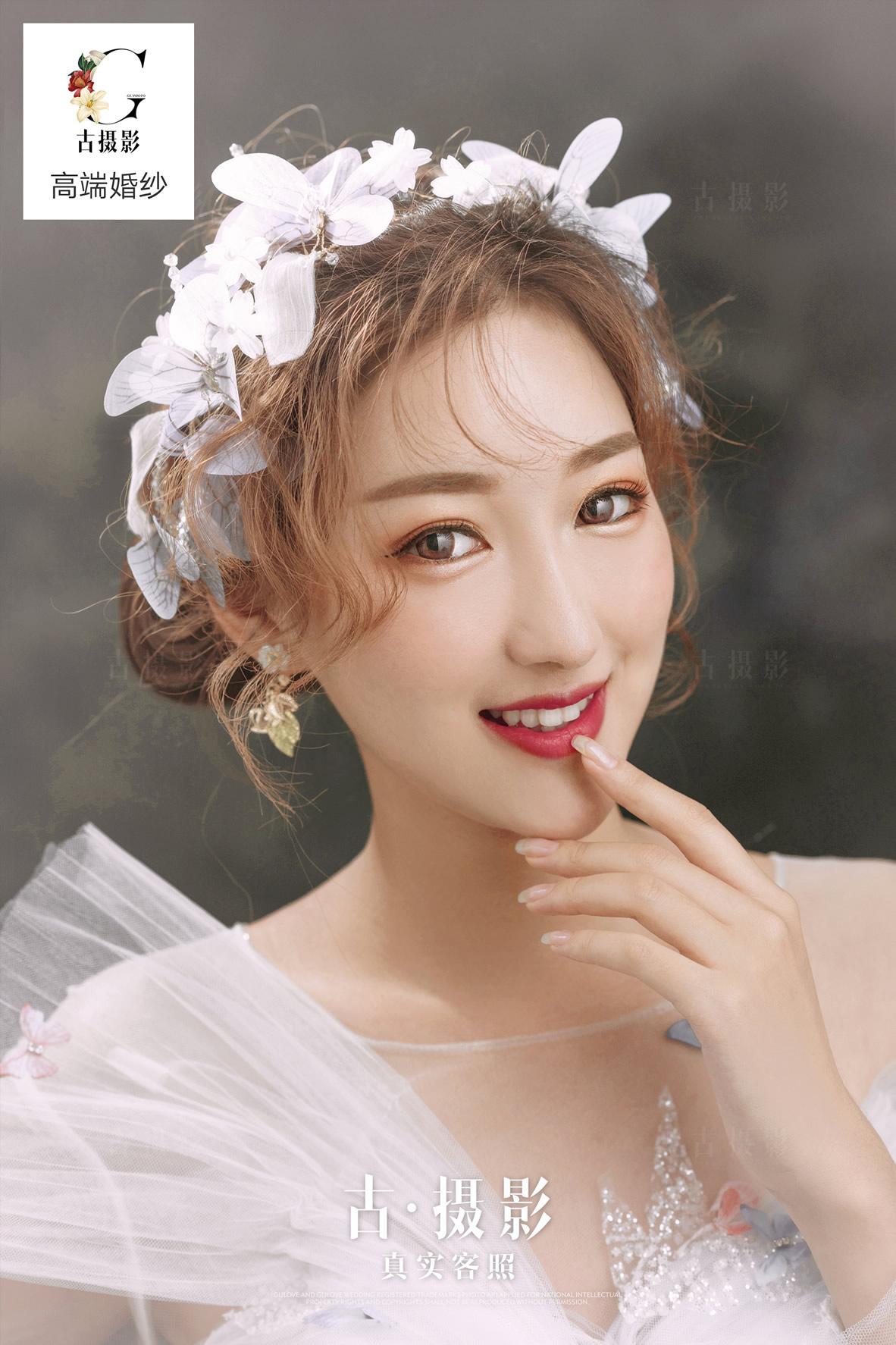 3月30日客片陳小姐 - 每日客照 - 广州婚纱摄影-广州古摄影官网