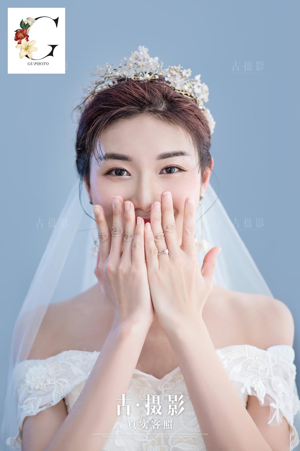3月8日客片廖先生 肖小姐 - 每日客照 - 广州婚纱摄影-广州古摄影官网