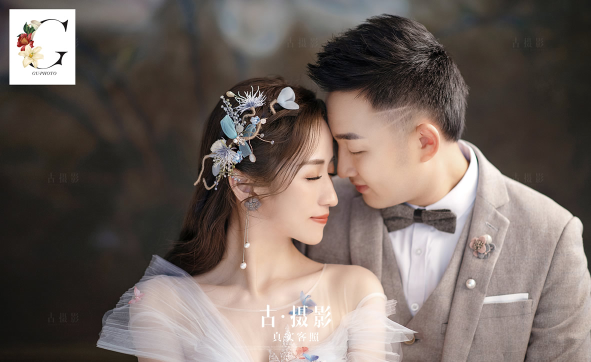 4月27日客片黄先生 刘小姐 - 每日客照 - 广州婚纱摄影-广州古摄影官网