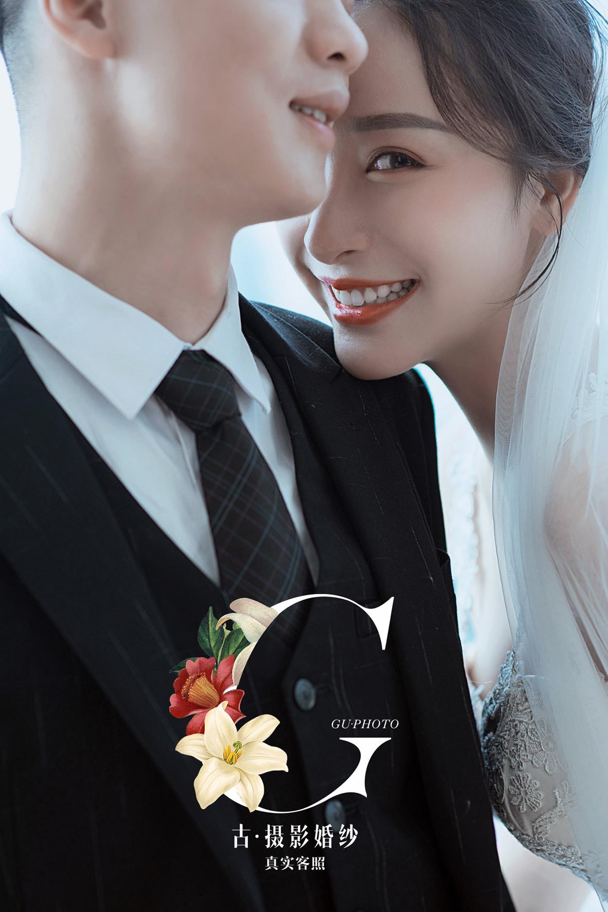 杜先生 陈小姐 - 每日客照 - 广州婚纱摄影-广州古摄影官网