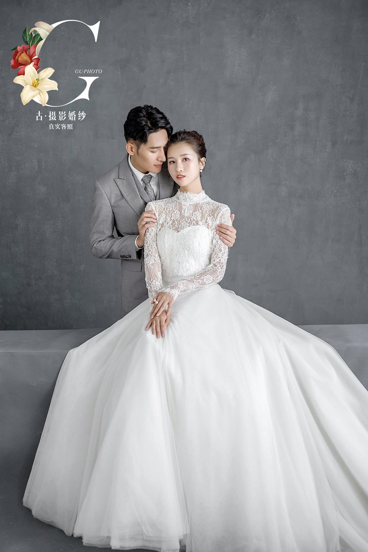 朱先生 段小姐 - 每日客照 - 广州婚纱摄影-广州古摄影官网