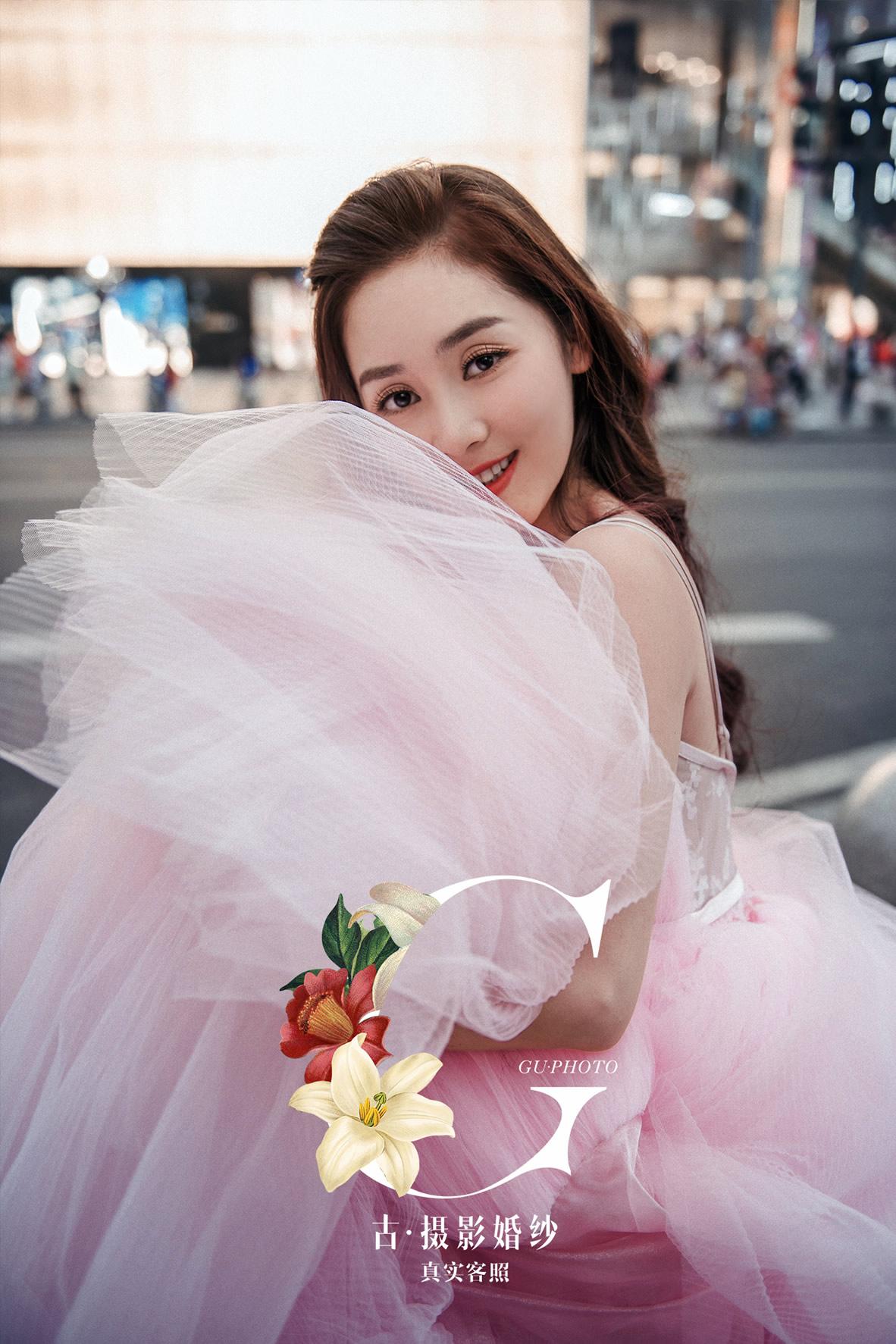 张小姐夫妇 - 每日客照 - 广州婚纱摄影-广州古摄影官网